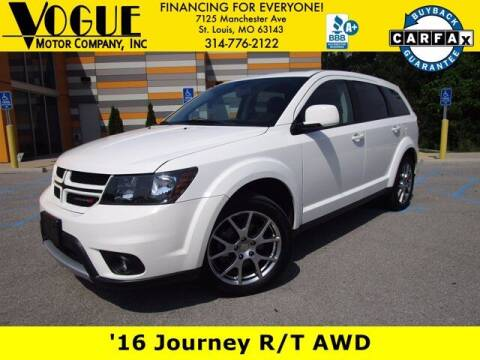 2016 Dodge Journey for sale at Vogue Motor Company Inc in Saint Louis MO