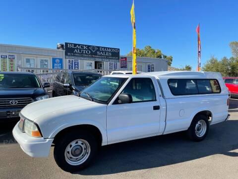 2002 GMC Sonoma for sale at Black Diamond Auto Sales Inc. in Rancho Cordova CA