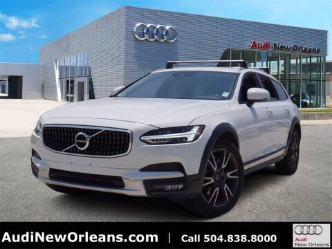 2018 Volvo V90 Cross Country for sale at Metairie Preowned Superstore in Metairie LA