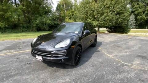 2011 Porsche Cayenne for sale at Cj king of car loans/JJ's Best Auto Sales in Troy MI
