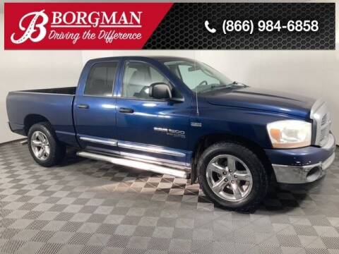 2006 Dodge Ram Pickup 1500 for sale at BORGMAN OF HOLLAND LLC in Holland MI