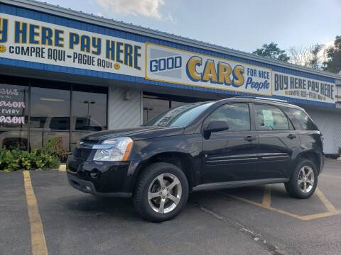 2007 Chevrolet Equinox for sale at Good Cars 4 Nice People in Omaha NE