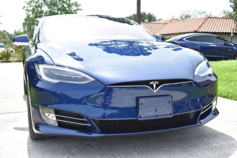 2018 Tesla Model S for sale at Monaco Motor Group in Orlando FL