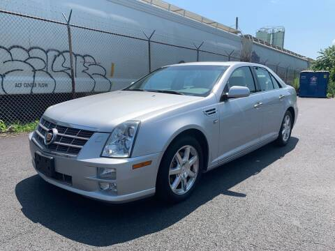 2011 Cadillac STS for sale at Fournier Auto and Truck Sales in Rehoboth MA