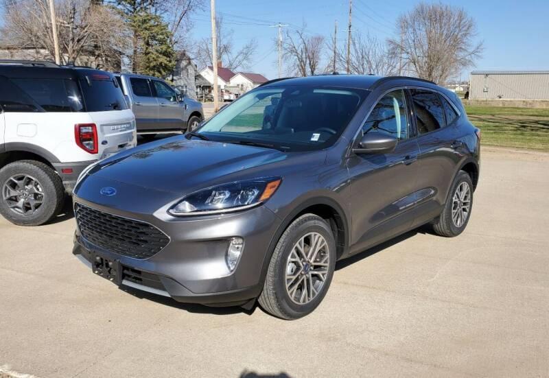 2021 Ford Escape for sale at Union Auto in Union IA