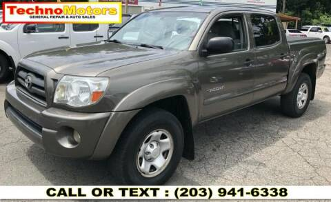 2010 Toyota Tacoma for sale at Techno Motors in Danbury CT
