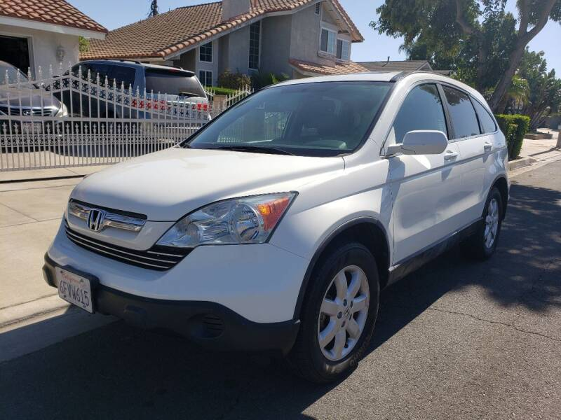 2008 Honda CR-V for sale at First Shift Auto in Ontario CA