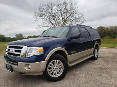 2008 Ford Expedition EL for sale at Laguna Niguel in Rosenberg TX