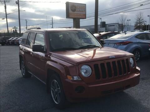 2010 Jeep Patriot for sale at Cars 4 Grab in Winchester VA