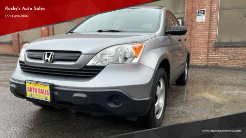 2008 Honda CR-V for sale at Rocky's Auto Sales in Worcester MA