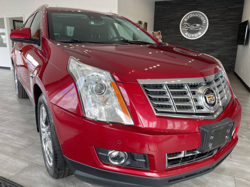 2013 Cadillac SRX for sale at Evolution Autos in Whiteland IN