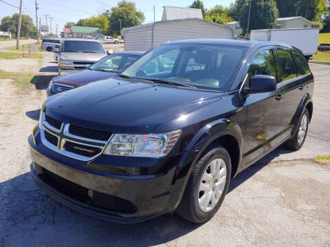 2014 Dodge Journey for sale at K & P Used Cars, Inc. in Philadelphia TN