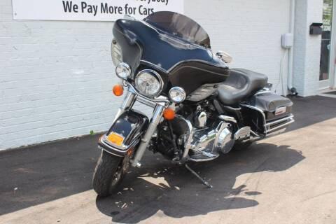 2007 HARLEY DAVIDSON for sale at Oak City Motors in Garner NC