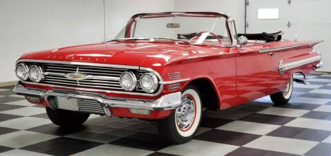 1960 Chevrolet Impala for sale at 920 Automotive in Watertown WI