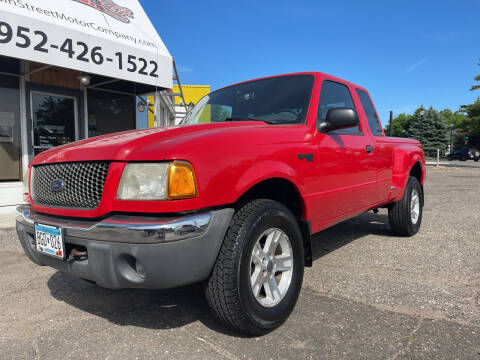 2002 Ford Ranger for sale at Mainstreet Motor Company in Hopkins MN