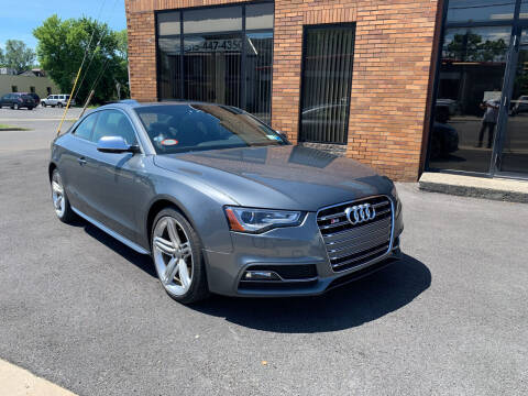 2013 Audi S5 for sale at Dominic Sales LTD in Syracuse NY