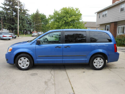 2008 Dodge Grand Caravan for sale at Grand River Auto Sales in River Grove IL