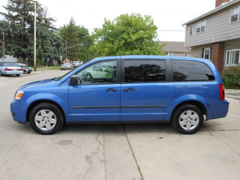 2008 Dodge Grand Caravan for sale at Grand River Auto Sales in River Grove IL