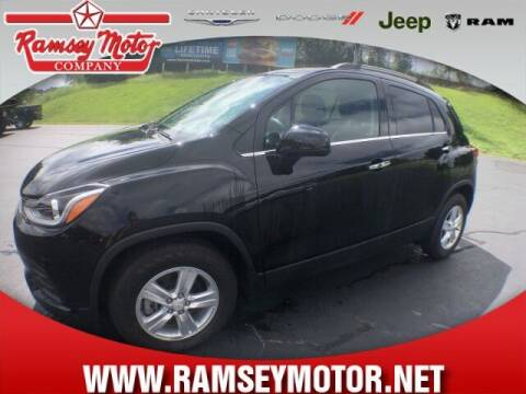 2019 Chevrolet Trax for sale at RAMSEY MOTOR CO in Harrison AR