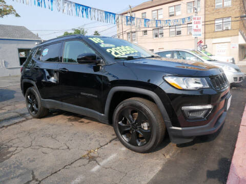 2018 Jeep Compass for sale at M & R Auto Sales INC. in North Plainfield NJ