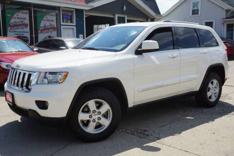 2012 Jeep Grand Cherokee for sale at Cass Auto Sales Inc in Joliet IL