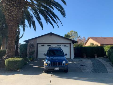 2006 Jeep Liberty for sale at Blue Eagle Motors in Fremont CA