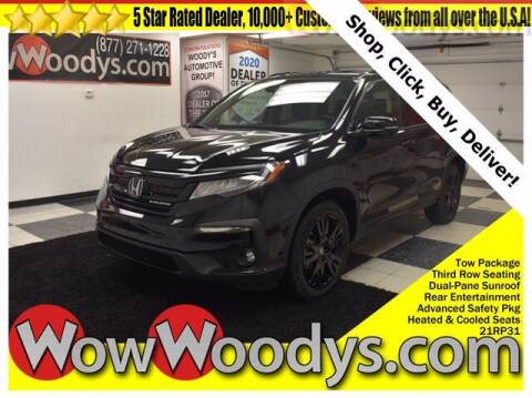 2021 Honda Pilot for sale at WOODY'S AUTOMOTIVE GROUP in Chillicothe MO
