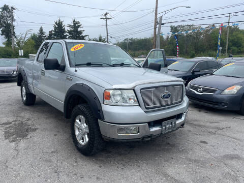 2004 Ford F-150 for sale at I57 Group Auto Sales in Country Club Hills IL