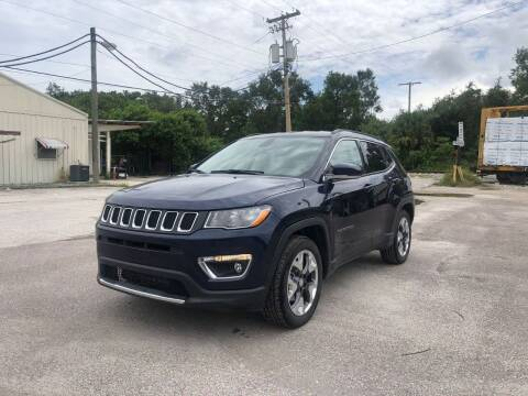 2020 Jeep Compass for sale at CarGeek in Tampa FL
