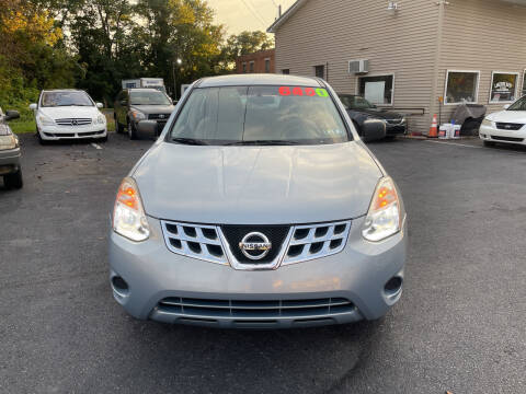 2013 Nissan Rogue for sale at Roy's Auto Sales in Harrisburg PA