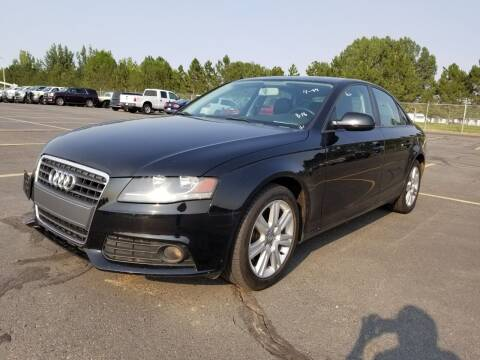 2010 Audi A4 for sale at KHAN'S AUTO LLC in Worland WY