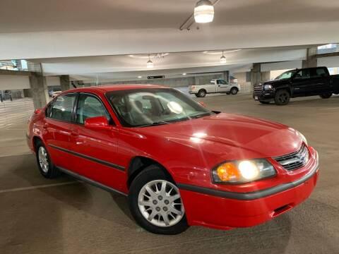2004 Chevrolet Impala for sale at CarDen in Denver CO