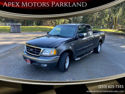2003 Ford F-150 for sale at Apex Motors Parkland in Tacoma WA