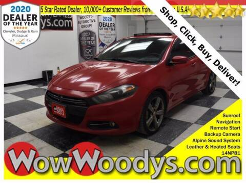 2014 Dodge Dart for sale at WOODY'S AUTOMOTIVE GROUP in Chillicothe MO
