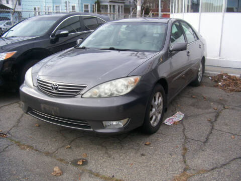 2005 Toyota Camry for sale at Dambra Auto Sales in Providence RI