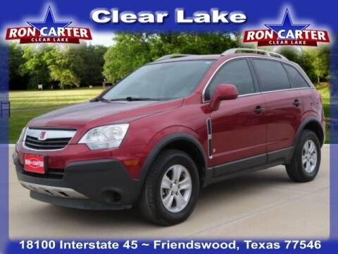 2009 Saturn Vue for sale at Ron Carter  Clear Lake Used Cars in Houston TX
