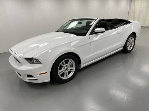 2014 Ford Mustang for sale at Kerns Ford Lincoln in Celina OH