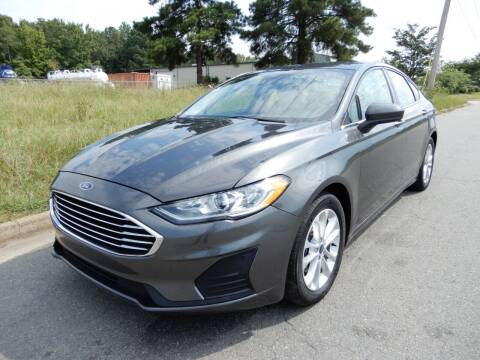 2019 Ford Fusion for sale at United Traders Inc. in North Little Rock AR