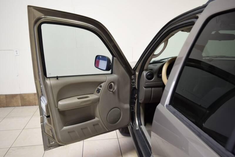 2006 Jeep Liberty Sport 4dr SUV 4WD - Houston TX