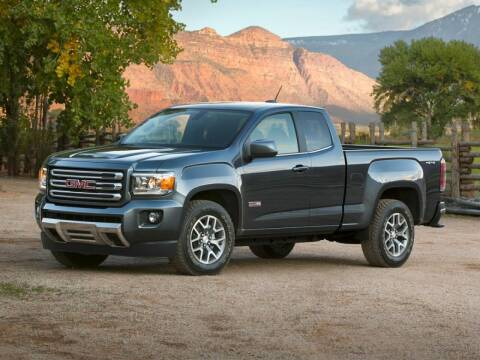 2016 GMC Canyon for sale at Hi-Lo Auto Sales in Frederick MD