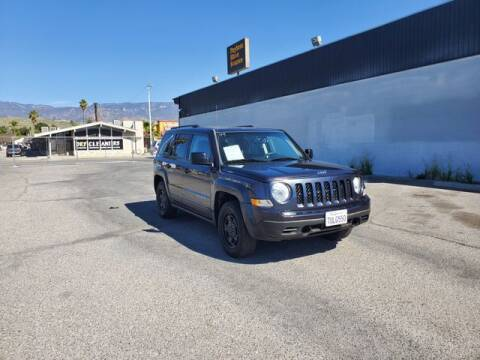 2016 Jeep Patriot for sale at Silver Star Auto in San Bernardino CA