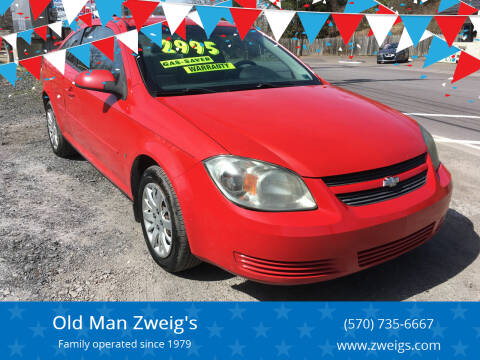 2009 Chevrolet Cobalt for sale at Old Man Zweig's in Plymouth Township PA
