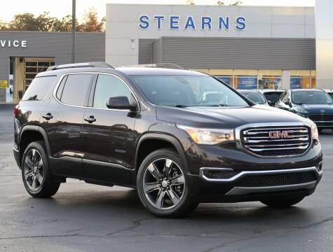2019 GMC Acadia for sale at Stearns Ford in Burlington NC