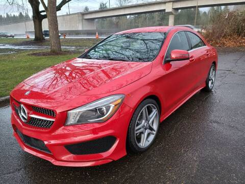 2014 Mercedes-Benz CLA for sale at EXECUTIVE AUTOSPORT in Portland OR