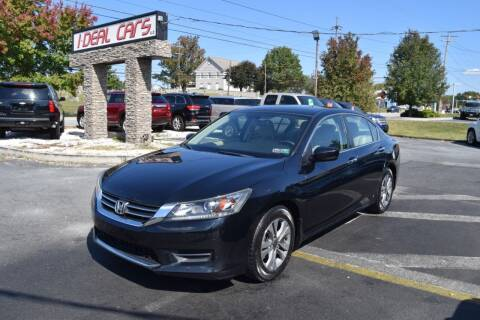 2015 Honda Accord for sale at I-DEAL CARS in Camp Hill PA