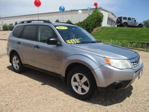 2011 Subaru Forester for sale at Advantage Auto Brokers Inc in Greeley CO