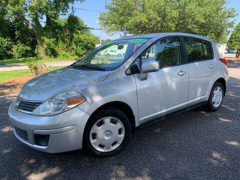 2007 Nissan Versa for sale at Seaport Auto Sales in Wilmington NC