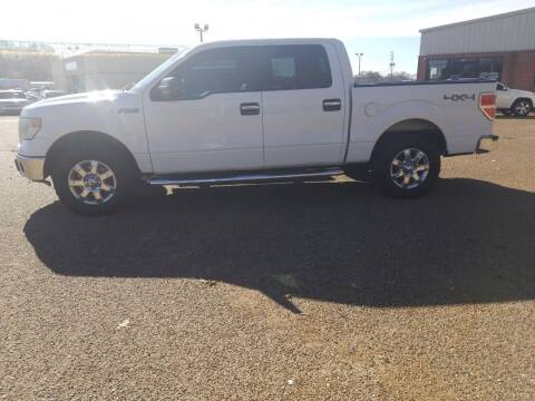 2014 Ford F-150 for sale at Frontline Auto Sales in Martin TN