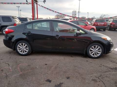 2015 Kia Forte for sale at Savior Auto in Independence MO