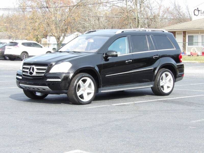 2011 Mercedes-Benz GL-Class for sale at Access Auto in Kernersville NC